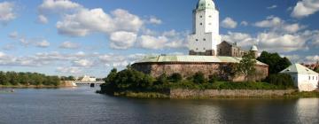 Hotel a Vyborg