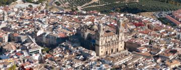 Hotels in Jaén