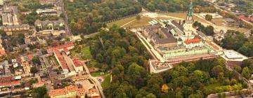 Hotele w mieście Częstochowa