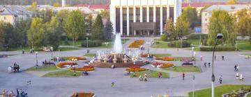 Hotels in Mezhdurechensk