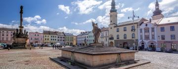 Отели в городе Моравска-Тршебова