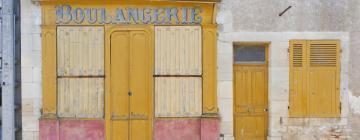 Hôtels à Montrichard
