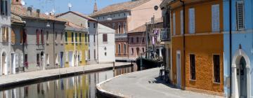 Hótel í Comacchio