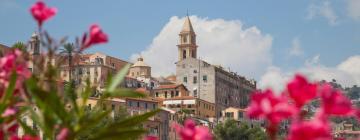 Hotell i Ventimiglia