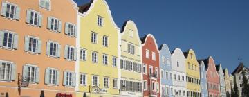 Mga hotel sa Schärding