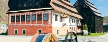 Hotele w mieście Duszniki Zdrój