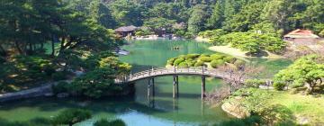Hoteles en Takamatsu