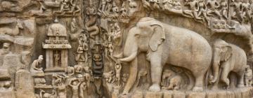 Hótel í Mahabalipuram