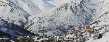 Hotels in Les Deux Alpes