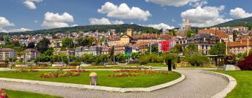 Hotels in Neuchâtel