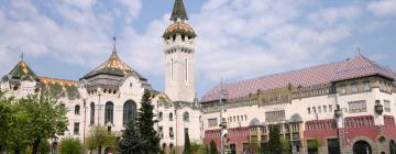 Отели в Тыргу-Муреше