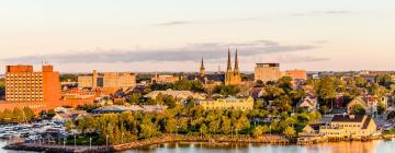 Hotels in Charlottetown