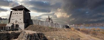 Hotels in Zaporozhye