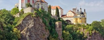 Hotels in Vranov nad Dyjí