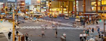 長野市のホテル