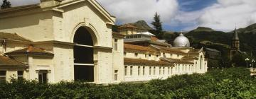Hôtels à La Bourboule