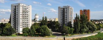 Отели в городе Бржецлав