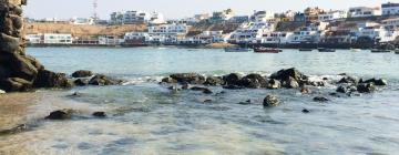 Hotels with Jacuzzis in San Bartolo
