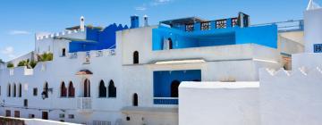 Hoteles en Asilah