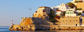 Hotels with Pools in Hydra