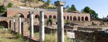 Hotéis em Bitola