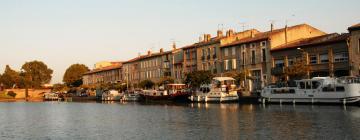 Hôtels à Castelnaudary