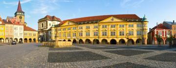 Hotely v destinaci Jičín