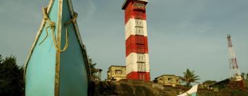 Hoteles en Mangalore