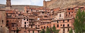 Hotels in Albarracín