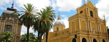 Hotels in San Miguel de Tucumán