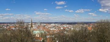 Hoteles en Bielefeld