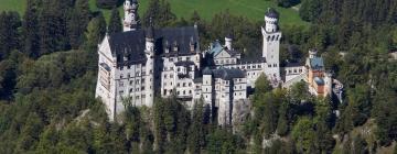 Hotely v destinácii Schwangau