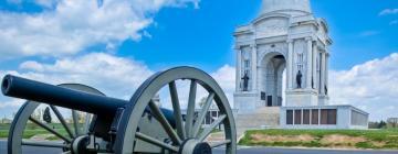 Hotels in Gettysburg