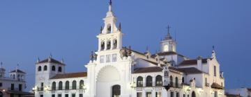 Hoteles en El Rocío