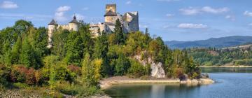 Hotele w mieście Niedzica Zamek