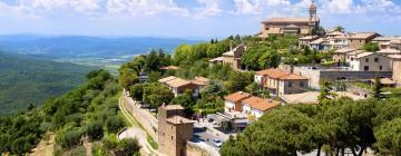 Hotell i Montalcino