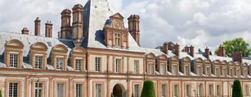 Hôtels à Fontainebleau