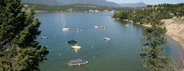 Hotels in Invermere