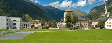 Hotels in Zernez