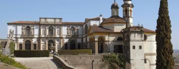 Viešbučiai mieste Monseličė
