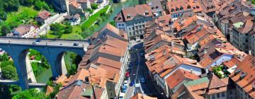 Hôtels à Fribourg