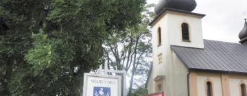 Hotels in Kaluža