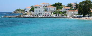 Family Hotels in Spetses