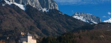Hotels in Menthon-Saint-Bernard