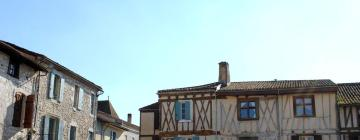 Hôtels à Eymet
