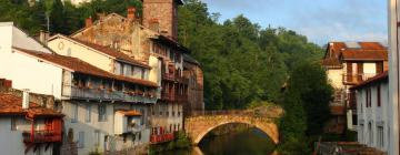Hotels in Uhart-Cize