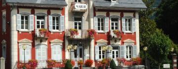 Hôtels à Pierrefitte-Nestalas