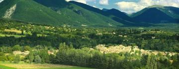Hotels in Montagnat