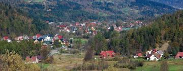 Hotels in Zawoja