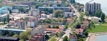 Hoteluri în Cladova